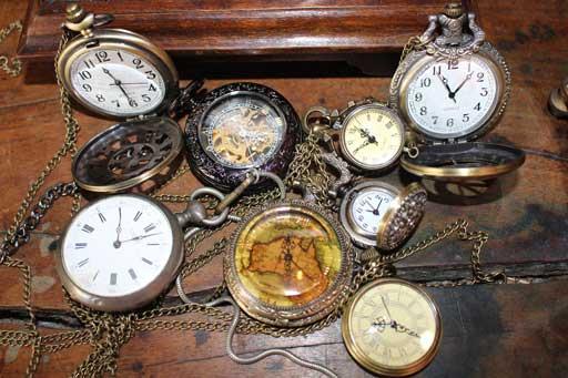 horloges arcane game - escape game