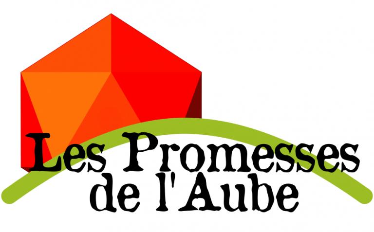 Logo de l'association les promesses de l'aube